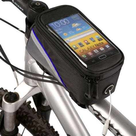 Bike Waterproof Bag 55 Inch Smartphone Tas Frame Sepeda Hp Anti top 25 best iphone 6 and iphone 6 plus bike mounts of 2016