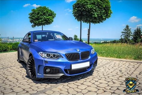 Bmw 2er Bodykit by Bmw F22 2er Coupe Mit Widebody Kit Tuning Empire
