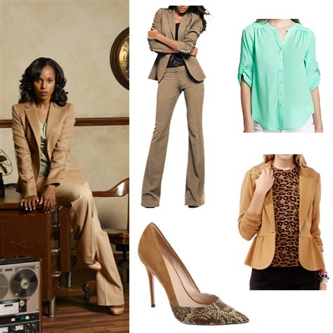 Gamis Peplum Blazer Recommended style stalker pope s fashion from season 1 and 2