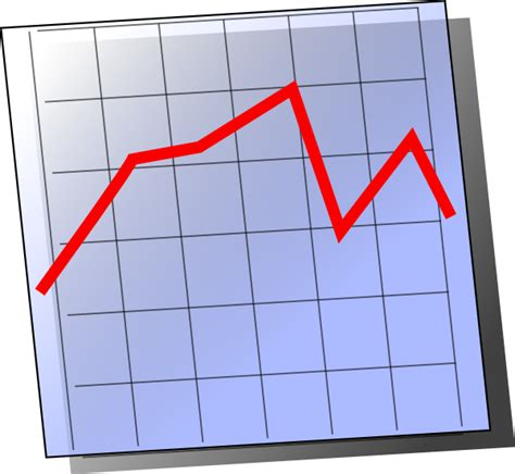 graph clipart graph chart icon symbol clip at clker vector
