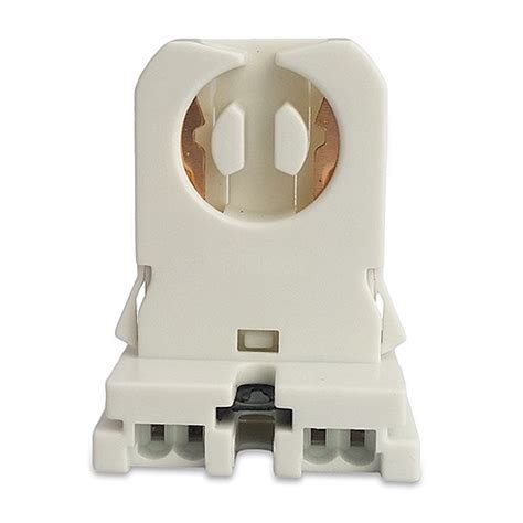 Total Lighting Supply by Fluorescent Non Shunted Bi Pin Snap In Socket With Nut For