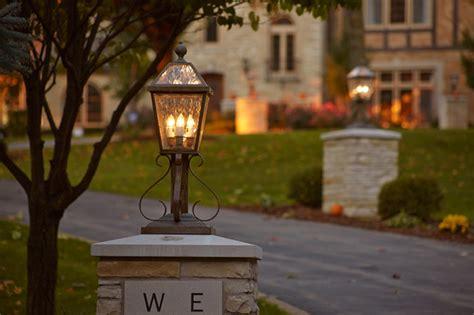 Outdoor Lighting Milwaukee Driveway Lighting Traditional Outdoor Lighting Milwaukee By Brass Light Gallery