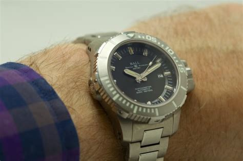 hands on with the ball watch engineer hydrocarbon