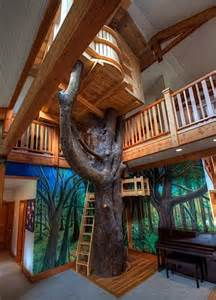 treehouse room tree house beds room design kidspace interiors