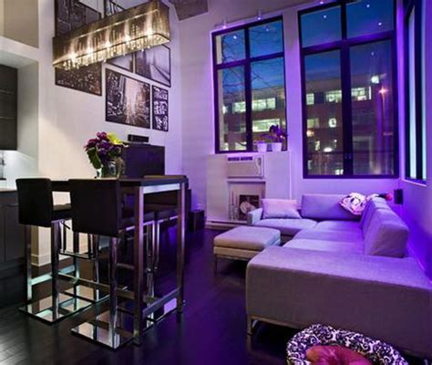 purple and black room purple room decorating ideas architectural home designs