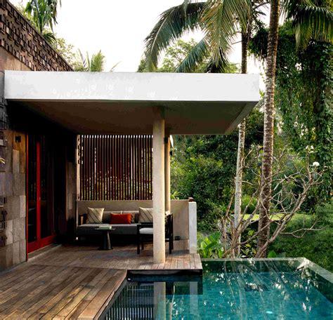 terrace restaurant ubud six new rainforest terrace tree villas launches alila