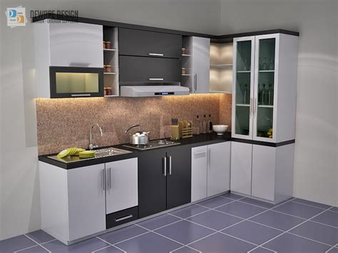 Per Meter Kitchen Set beli kitchen set di malang dewape design interior malang