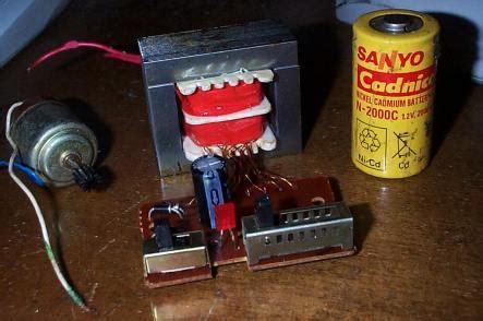 alimentatore con batteria tone requiem per un alimentatore