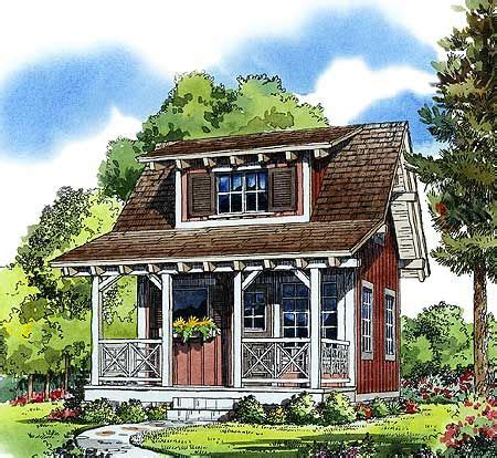 cute cottage house plans cute cottage from architectural designs with 256 sq ft