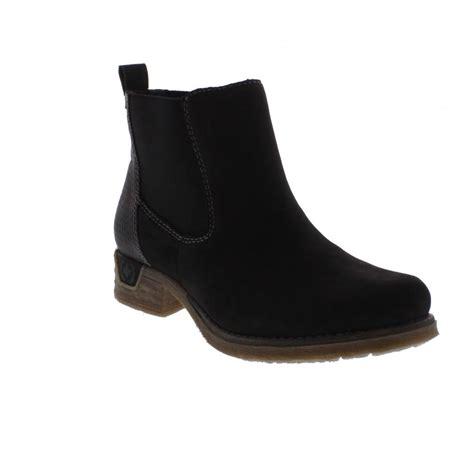 reiker boots rieker 79664 00 womens black ankle boot rieker