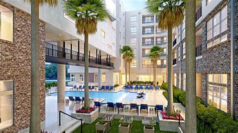 Apartment Leasing In Houston Houston Med Center Apartments For Lease 77004 Second