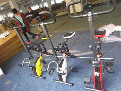 Murah Excider Bike Crunch Evol Crunch power rider crunch excider bike sepeda fitness 3 in