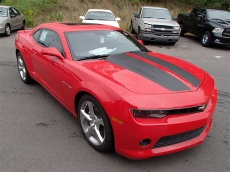2014 chevrolet camaro lt/rs coupe data, info and specs