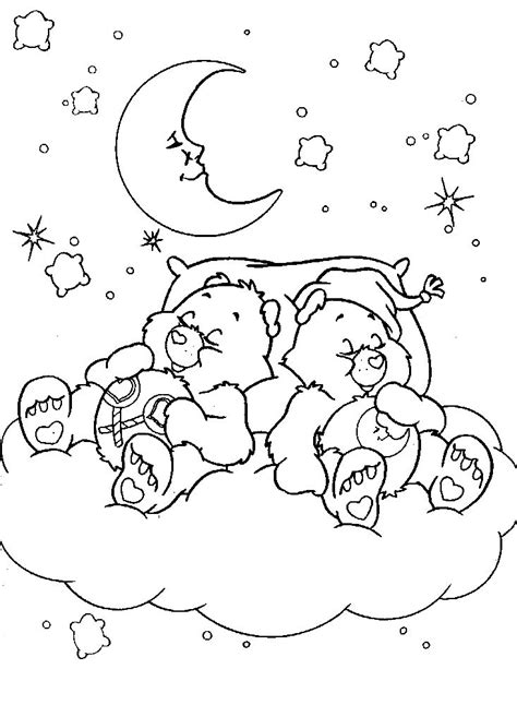 share bear coloring pages 85 best care bears images on pinterest care bears