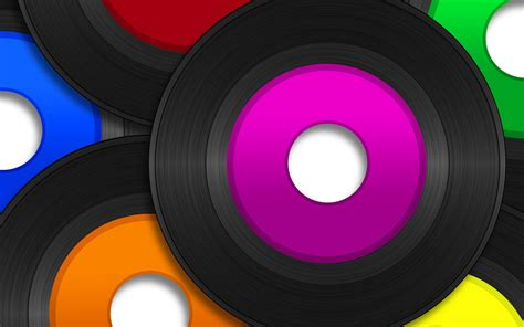 Background Records Vinyl Record Background New Hd Wallpapers