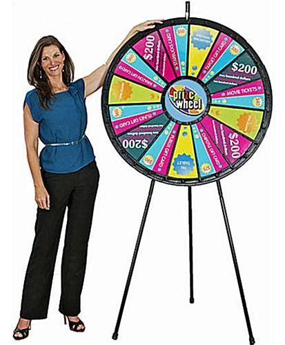 Spin And Win Wheel Prize Clicker Custom Slots Spin Wheel Template