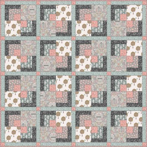 Lewis Quilts by Dove House Quilt Lewis Irene