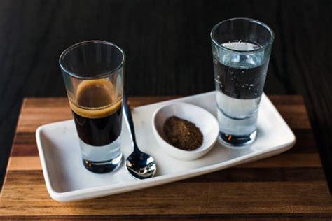 minum espresso  italia  sejarah  berkembang majalah otten coffee