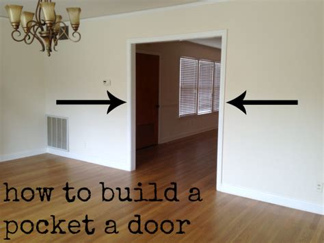 A Frame House Kit by How To Build A Pocket Door C R A F T