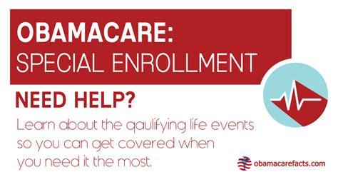 Hardship Letter For Obamacare Obamacare Special Enrollment Period