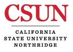 csun university catalog