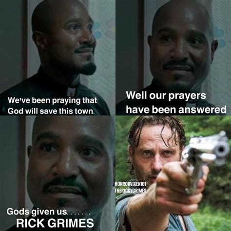 Grimes Meme - 342 best rick grimes funny memes images on pinterest