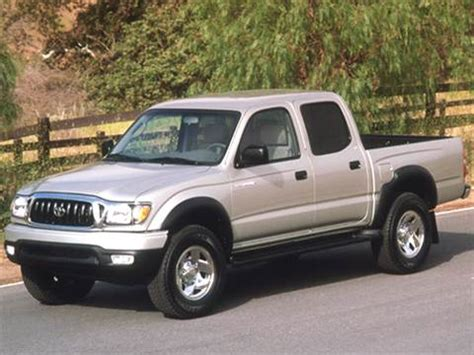 2004 toyota tacoma double cab | pricing, ratings & reviews