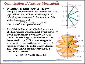 quantization  angular momentum