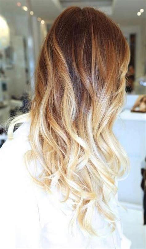 how longs does an ombre color last tous les ombr 233 s hair les plus tendances les 201 claireuses