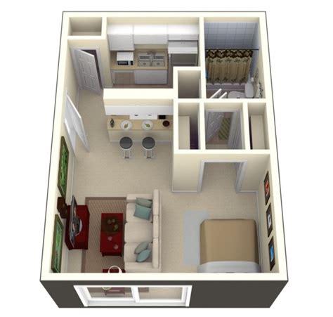 450 Sq Ft Apartment by Designeer Paul Studio Apartment Floor Plans