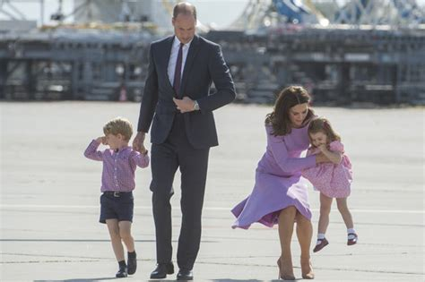 Prince George's parents William and Kate face a BIG choice