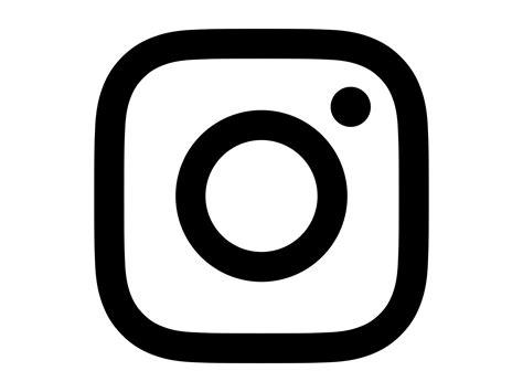 black instagram 500 instagram logo icon instagram gif transparent png
