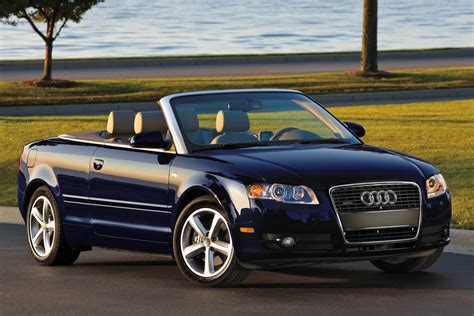 Audi A4 Cabrio Gebraucht by Buy Used Audi Cabriolet Cheap Pre Owned Audi Convertible