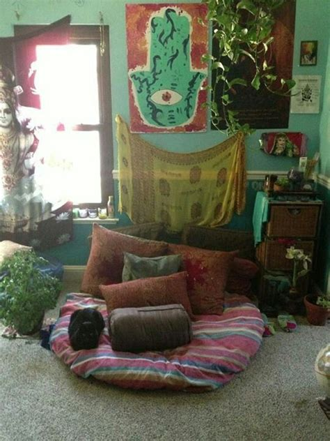 meditation area ideas this small meditation area for a small living space bohemian zen rentals