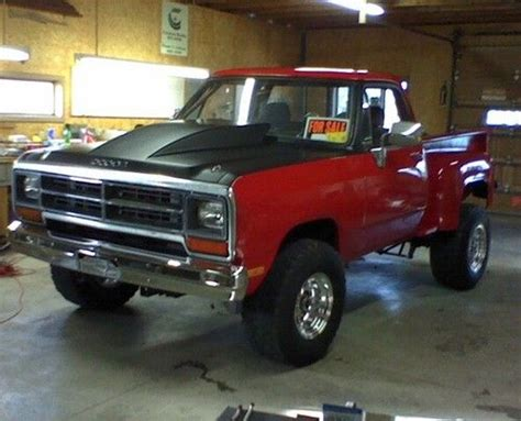 pulling trucks for sale buy used 1981 dodge pulling truck in eaton ohio united