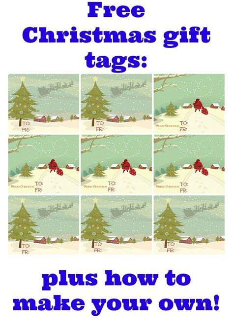 make your own printable gift tags how to make gift tags with graphicstock refresh restyle