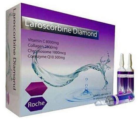 Vitamin C Plus Collagen Injection laroscorbine 8g italy vit c collagen chromosome coenzyme q10 http www ccthaitown