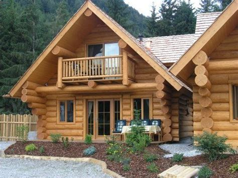 log cabins it create your own nest a