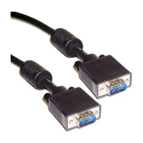 Kabel Vga 10m M M Nyk vga kabel 10m ekonomiskt och starkt ljus f 246 r hemmet