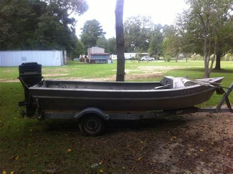 used aluminum boats for sale in baton rouge crawfish boat for sale