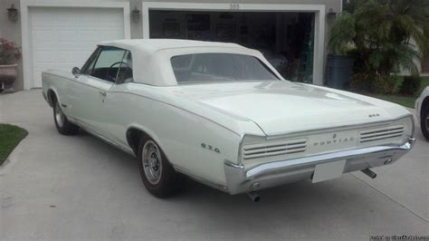 pontiac white white pontiac gto for sale used cars on buysellsearch