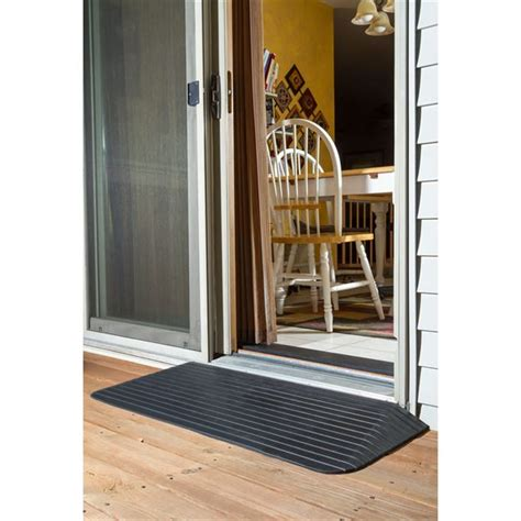 rubber threshold r by silver wheelchair rs