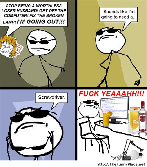 Funny Memes Comic - rage comic funny thefunnyplace