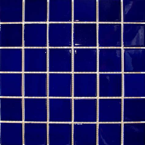 blue tiles gloss dark blue flat tiles سيراميكا pinterest blue