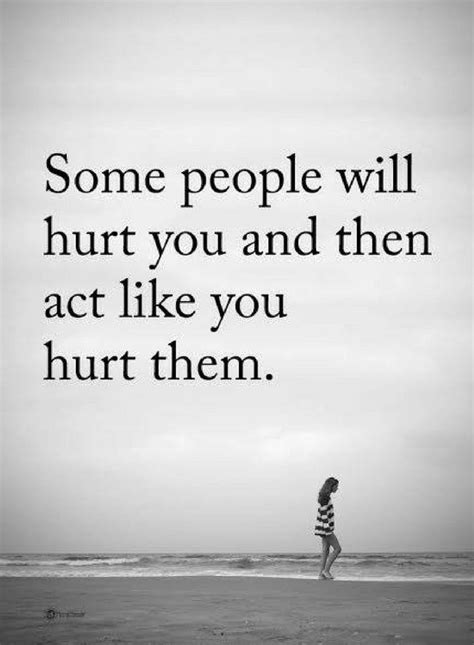 people quotes some people will hurt you and then act like
