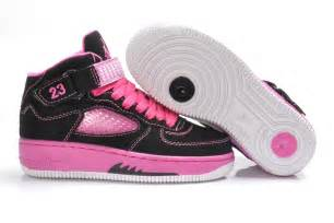 kid jordans af1 5 pink black 047 428 09 cheap real air shoes cheap