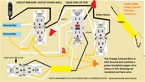 pigtail outlet wiring 28 images how to replace a worn