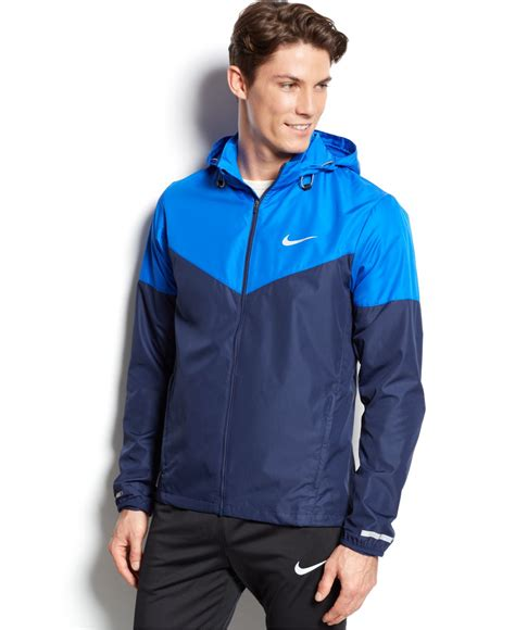 Sweater Club Vapor Clothing nike vapor performance windbreaker jacket in blue for lyst