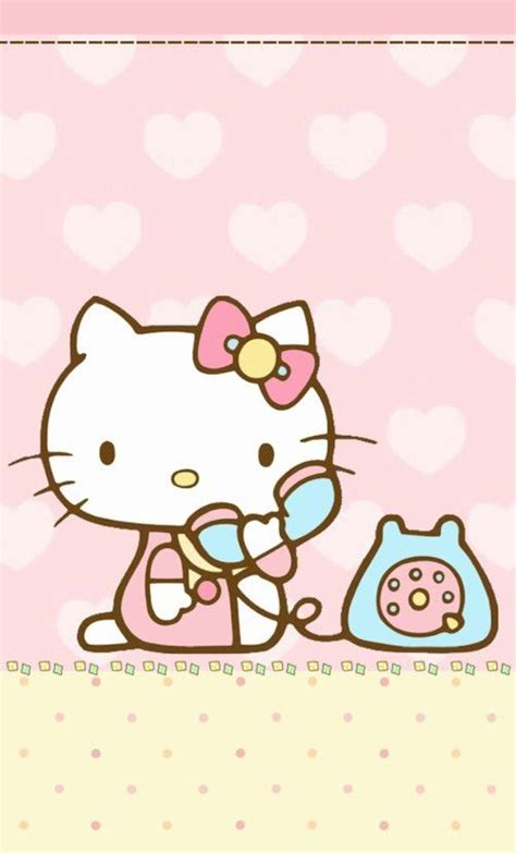 imagenes kawaii de hello kitty 17 mejores ideas sobre hello kitty imagenes en pinterest