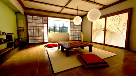 Room Japan by Japanese Room By Skyknightb On Deviantart